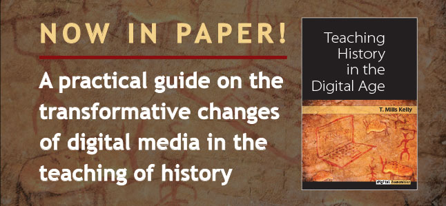 Now in Paper! A practical guide on the transformative changes of digital media in the teaching of history
