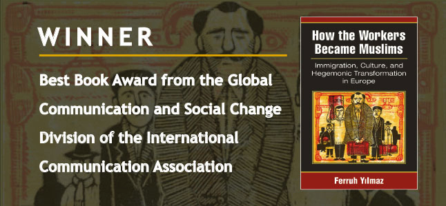 Winner: Best Book Award from the Global Communication and Social Change Division at the International Communication Association