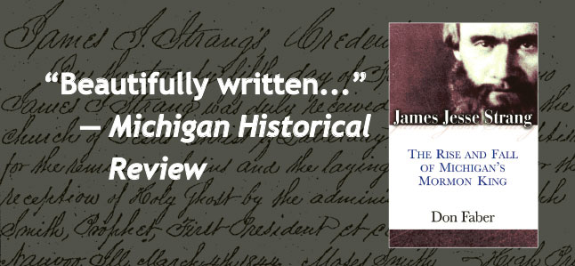 Beautifully written... --Michigan Historical Review