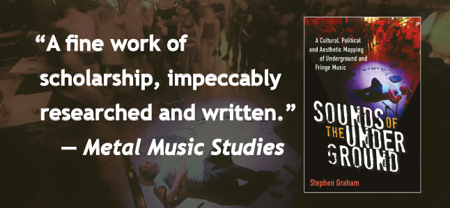 A fine work of scholarship, impeccably researched and written. -Metal Music Studies