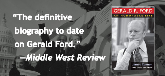 The definitive biography to date on Gerald Ford. Middle West Review