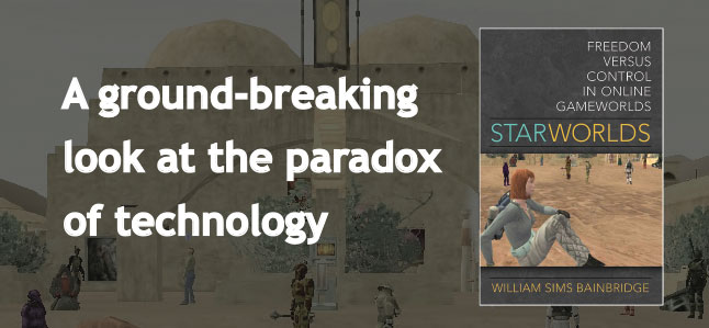 A ground-breaking look at the paradox of technology