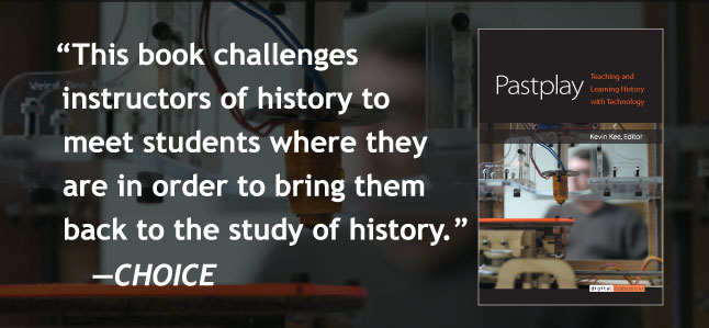 This book challenges instructors of history to meet students where they are in order to bring them back to the study of history. ---CHOICE