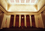 U.S. Supreme Court interior